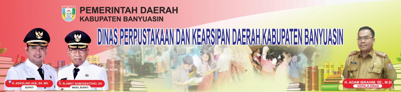 Situs Resmi Dinas Perpustakaan Kabupaten Banyuasin